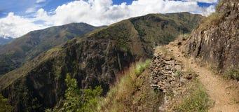 La manera del inca Imagen de archivo libre de regalías