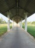 La manera del paseo está de largo y lejos Fotografía de archivo libre de regalías