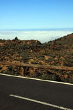 La manera en Tenerife, islas Canarias Imagen de archivo