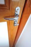 La maneta de puerta Imagen de archivo