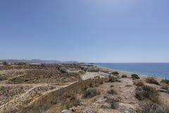La Manga beach resort. Spain Europe Stock Photography