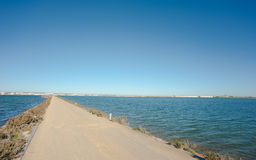 La Manga del Mar Menor Royalty Free Stock Photo