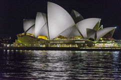 La manguera de la ópera de Sydney Foto de archivo
