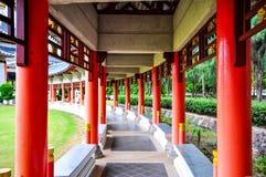 La manière sur la pagoda Photographie stock libre de droits