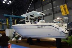 La manifestazione 2014 della barca di New York 187 Fotografie Stock