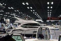 La manifestazione 2014 della barca di New York 188 Immagine Stock