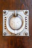 La maniglia della porta Immagini Stock