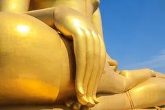 La mano di Budda immagine stock libera da diritti