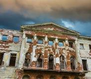 La mansión abandonada Imagenes de archivo