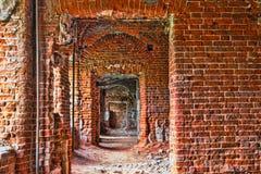 La mansión abandonada Fotos de archivo libres de regalías
