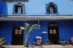 La mansión de Cheong Fatt Tze, Georgetown, Penang imagen de archivo