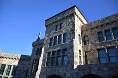 La mansión está región limítrofe Imagen de archivo libre de regalías