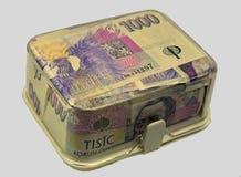 La mantequilla costosa Fotografía de archivo libre de regalías