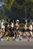 LA Marathon Pro Women Stock Photo