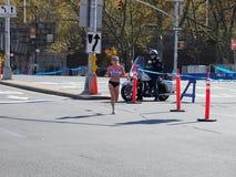 La maratona 2016 del TCS New York 148 Immagini Stock Libere da Diritti