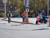 La maratona 2016 del TCS New York 164 Fotografie Stock