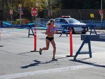 La maratona 2016 del TCS New York 178 Fotografia Stock Libera da Diritti