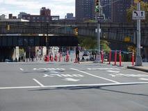 La maratona 2016 del TCS New York 188 Fotografia Stock Libera da Diritti