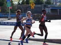 La maratona 2016 del TCS New York 196 Fotografia Stock Libera da Diritti