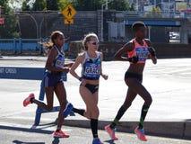 La maratona 2016 del TCS New York 197 Fotografia Stock Libera da Diritti
