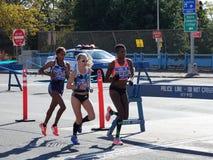 La maratona 2016 del TCS New York 210 Fotografia Stock