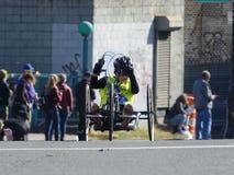 La maratona 2016 del TCS New York 219 Fotografia Stock