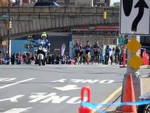 La maratona 2016 del TCS New York 247 Fotografia Stock