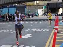 La maratona 2016 del TCS New York 357 Immagine Stock Libera da Diritti