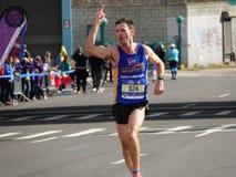 La maratona 2016 del TCS New York 365 Fotografia Stock