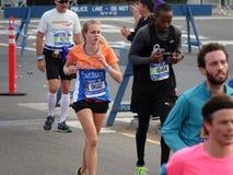 La maratona 2016 del TCS New York 401 Fotografie Stock Libere da Diritti