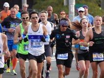 La maratona 2016 del TCS New York 422 Immagini Stock