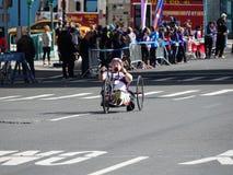 La maratona 2016 del TCS New York 522 Fotografia Stock