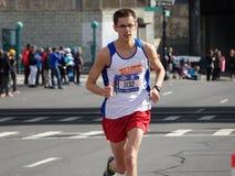 La maratona 2016 del TCS New York 533 Immagini Stock