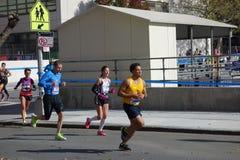 La maratona 2014 di New York 133 Fotografia Stock