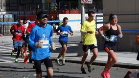 La maratona 2014 di New York 148 Fotografia Stock Libera da Diritti