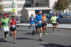 La maratona 2014 di New York 194 Fotografia Stock Libera da Diritti