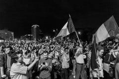 La marcha Foto de archivo libre de regalías