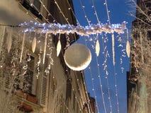 La Marche De Noel Photo libre de droits