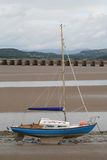 La marea è fuori. fotografie stock libere da diritti