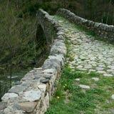 La Margineda romanesque bridge Royalty Free Stock Photography