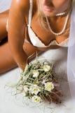La mariée Image libre de droits