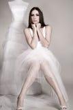 La mariée Photos libres de droits