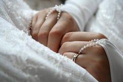 La mariée Photo libre de droits