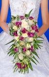 La mariée Images libres de droits