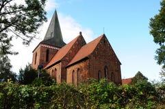Vecchia chiesa in Germania Immagine Stock