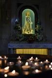 La Maria virginal Foto de archivo