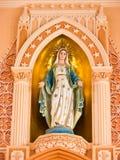 La Maria virginal fotografía de archivo