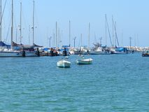 La marina dans l'acre Photographie stock