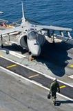 La marina de guerra española conduce ejercicios navales imagen de archivo libre de regalías