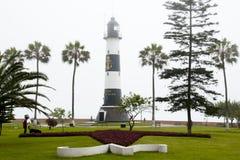 La Marina Lighthouse stockfoto